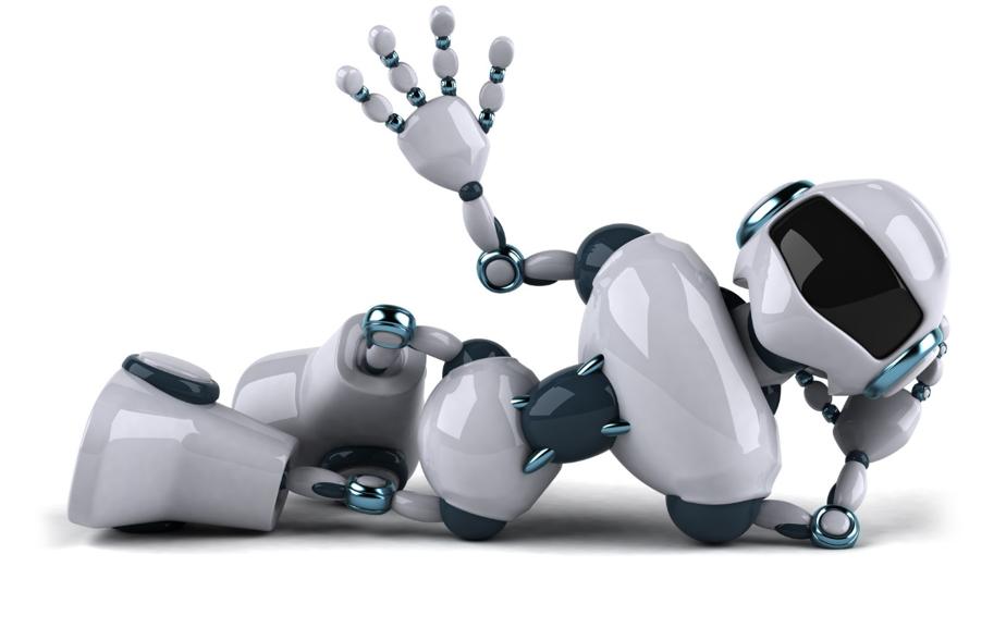 Hoe werkt het bedrijf in de toekomst met Robotics?