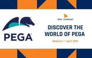 Webinar BPM discover Pega