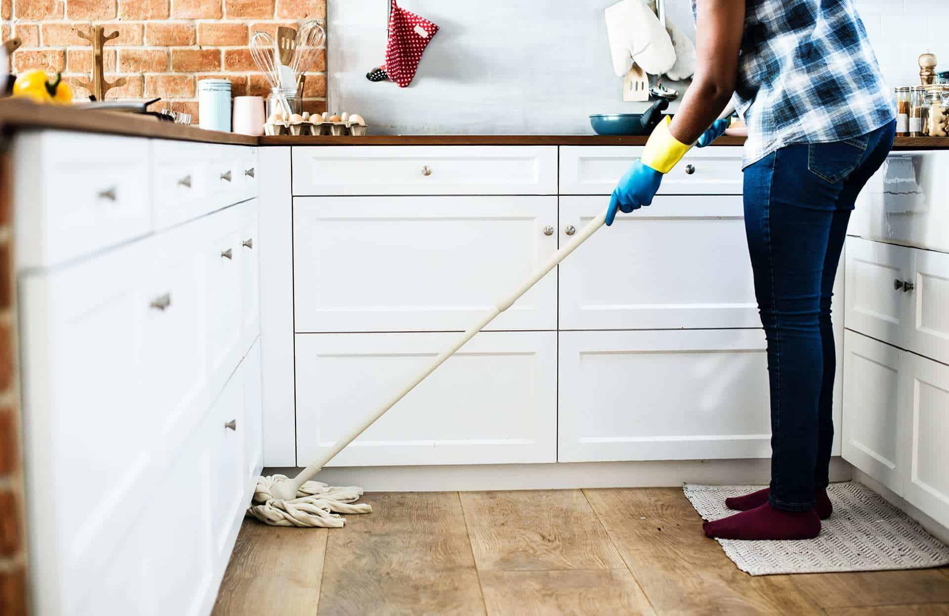 huis-schoonmaken