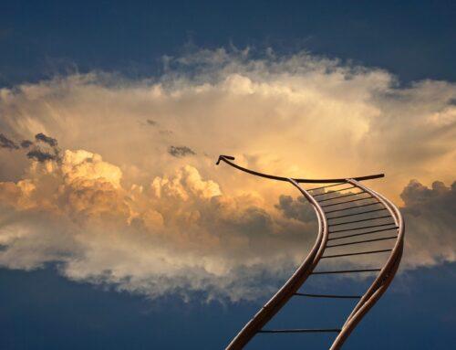 Persoonlijke ontwikkeling, the sky is the limit